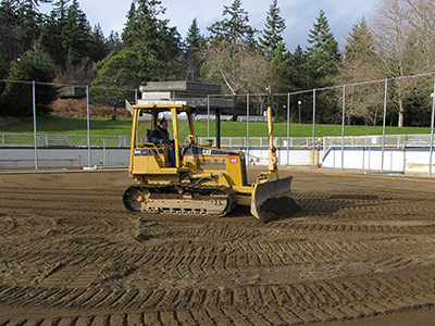 Premier Field Construction
